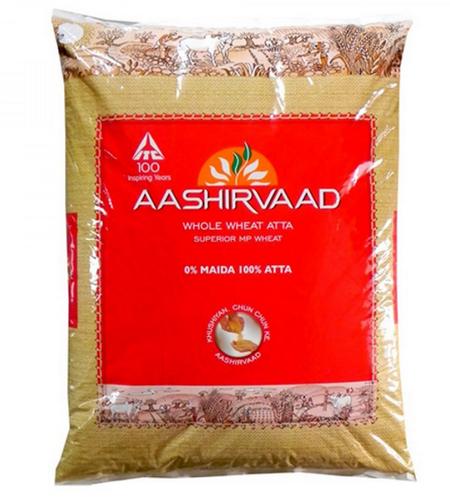 Atta Aashirvaad 5 kg (Wheat Flour) – Star Bazar Japan